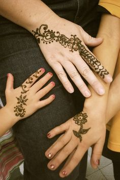 Henna Kids- Kid World Citizen