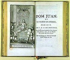 Dom Juan - Molière