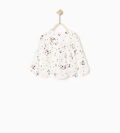 blouse, Zara