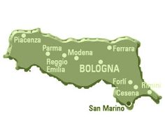 Know more about the beautiful region of Emilia Romagna, Italy