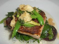 blackened salmon from Butter