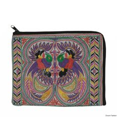 Made from cotton fabrics, safely enclosing the pockets in an upright position. Buy this Pretty and Trendy IPad cover. Padded and well stitched, secured with zip, this cover will keep your Ipad safe and secure. Just flaunt it.