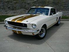1965 Ford Mustang Classic Car - Custom Car
