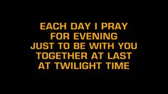 Twilight Time-The Platters