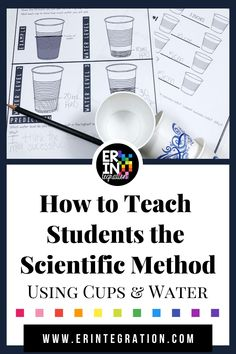 Learn how to integrate the Blow Cup Challenge in the classroom with this engaging STEM project and lesson plan that incorporates math and science standards. High School Biology, Middle School Science, Elementary Science, Science Classroom, Teaching Science, Middle School Stem, Preschool Science, Biology Lessons, Science Lessons