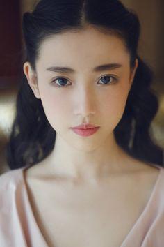Zhang Xin Yuan What perfect skin