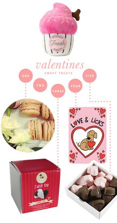 Valentines Day Sweet Treats! The best dog treats and candy for your dog this Valentines Day