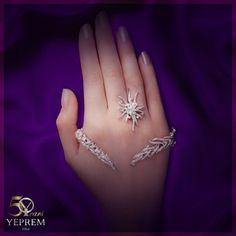 Yeprem jewelry hand wrap