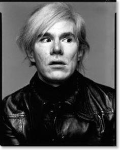 Andy Warhol (Richard Avedon)