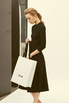 Hosted at The Apartment by The Line—New York, the sale will include small home and beauty goods along with Spring/Summer fashion styles at up to off. Spring Summer Fashion, Autumn Winter Fashion, The Line Apartment, Art Direction, Minimalism, Dresses For Work, French, Chic, My Style