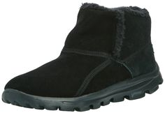 Skechers Performance Women's On-The-Go Chugga Bootie * Startling review available here  : Snow boots