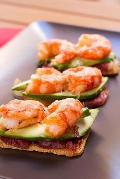 Gourmet Appetizers, Gourmet Dinner Recipes, Tapas Recipes, Kitchen Recipes, Healthy Recipes, Delicious Recipes, Christmas Dishes, Catering Food, Appetisers
