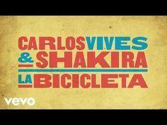 La Bicicleta de Carlos Vives y Shakira: Letra (Lyrics) en Español y Vídeo | Happy FM | EL MUNDO