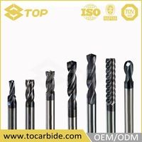 OEM design end mill sharpener, solid carbide ball milling cutter, tungsten…