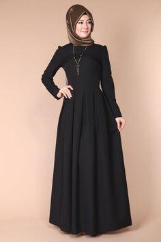 Arab Fashion, Muslim Fashion, Abaya Designs, Dress Designs, Hijab Style Dress, Modele Hijab, Hijab Collection, Muslim Dress, Islamic Clothing