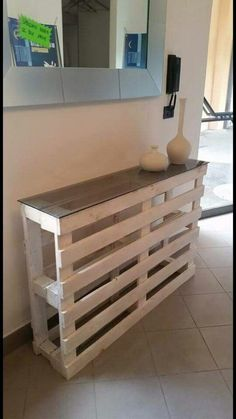 30 Top Pallet Wood Projects You Can Make at Home 5 Diy Pallet Projects Home Pall Diy Pallet Projects DIY Home pall Pallet Projects Top Wood Wooden Pallet Projects, Pallet Crafts, Diy Pallet Furniture, Wooden Pallets, Pallet Wood, Modern Furniture, Furniture Ideas, Pallet Diy Easy, Barbie Furniture