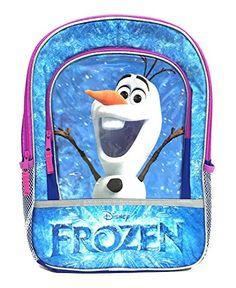 Disney Frozen Olaf 16 Backpack * You can get additional details at the image link.