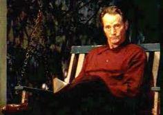 The Notebook - Sam Shepard as Frank Calhoun The Notebook 2004, Nicholas Sparks Movies, Sam Shepard, Author, Writers