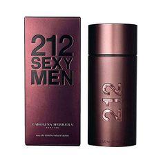683ed9f5552 El perfume 212 Sexy Men de Carolina Herrera es un Eau de Toilette masculino  que fusiona