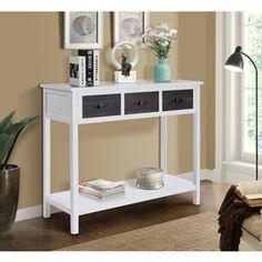 Shop for Gallerie Decor Adirondack Console Table. Get free shipping at…