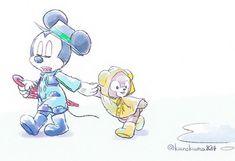 いいね!2,231件、コメント4件 ― クロクマさん(@kurokuma824)のInstagramアカウント: 「水遊びしたいダッフィー…」 Disney Mickey, Disney Art, Mickey Mouse, Disney Stuff, Christmas Travel, Disney Christmas, Christmas Trips, Nickelodeon Cartoons, Disney Cartoons