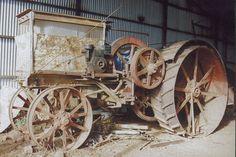 Steel Wheels - Veteran Tractors Chris's I.H.C. Titan 45hp (serial no. TN239, built 1911)
