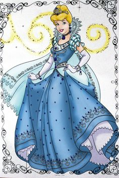 Pumpkin Princess Cinderella by heresjoc on DeviantArt Cinderella Prince, Disney Princess Cinderella, Princess Aurora, Princess Rings, Disney Fan Art, Disney Style, Disney Love, Disney And Dreamworks, Disney Pixar