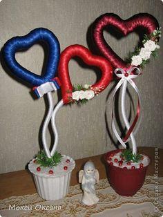Topiary Bonsai Mestre dos Namorados Dia de base Classe Marco do Projeto 8 Simulação Topiary Oito Coração Mais Rápido e Mais barato Beads Estuque ...