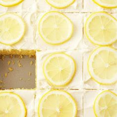 My Favorite Things: Lemonade Cake