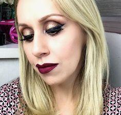 Makeup of the day! Desafio 30 dias de makeup!❤️
