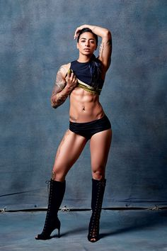 These muscular women are overthrowing every feminine stereotype