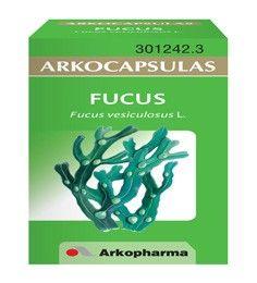 El Fucus constituye un verdadero concentrado del medio marino.  Es rico en oligoelementos, vitaminas y sales.  Su contenido en yodo permite ...
