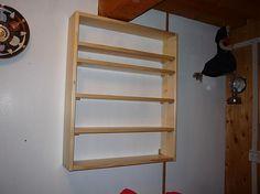 Polica Bookcase, Shelves, Handmade, Home Decor, Shelving, Hand Made, Decoration Home, Room Decor, Book Shelves