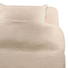 Linen Calico Duvet Cover