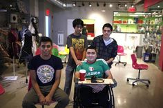 16-year old redesigns his own wheelchair with help from classmates & 3D printing | When it comes to coming up with solving some of the world's most pressing problems, leave it up to a group of teenagers with access to a 3D modeling program and a 3D printer.