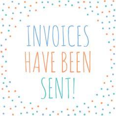 lularoe invoice sent graphic
