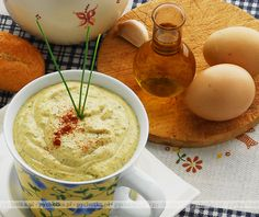 Pasta jajeczna Mariusza