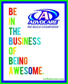 Advocare AWESOME!  https://www.advocare.com/150438750 to find out more!