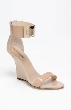 Emilio Pucci Marquise Wedge Sandal | Nordstrom Need to find something more affordable!