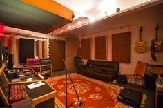 Curbed Features: Inside the Underground World of LA's Home Recording Studios
