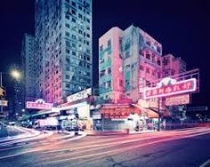 Image result for urban hong kong at night