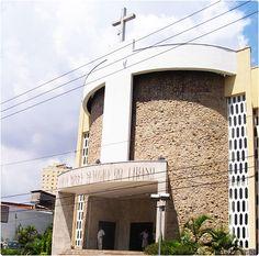 A Catedral Maronita Nossa Senhora do Líbano fica na rua Tamandaré, 355 – Liberdade (A estação de metrô mais próxima é a São Joaquim). .: Conheça o site da Igreja Maronita no Brasil: www.igrejamaronita.org.br