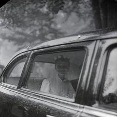 Hochzeit von Audrey Hepburn mit Mel Ferrer in der Kapelle auf dem Bürgenstock; Com_X-H061-02-026
