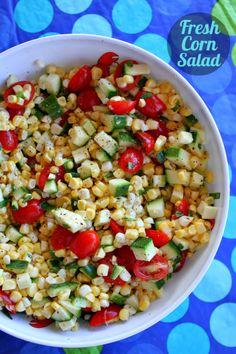 Fresh Corn Salad 8
