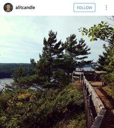 Bon Echo Provincial Park Ontario Parks, Railroad Tracks, Canada, Mountains, Nature, Travel, Naturaleza, Viajes, Destinations