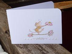 Creating is Fun!: Mäuse /Mice