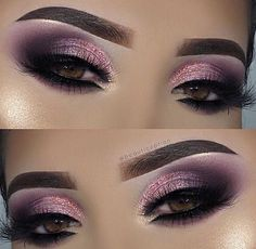 22 Elegant Eye Makeup Ideas For Women All Age To Try - Till recently, Asian women were quite hesitant to experiment with eye make up and resorted to using - Eye Makeup Tips, Smokey Eye Makeup, Makeup Goals, Makeup Inspo, Eyeshadow Makeup, Makeup Inspiration, Beauty Makeup, Eyeliner, Hair Makeup
