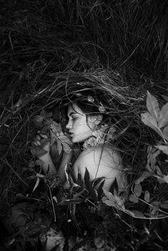 Among the leaves #writing #inspiration