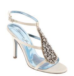 Shoe option #wedding #bridal #heels