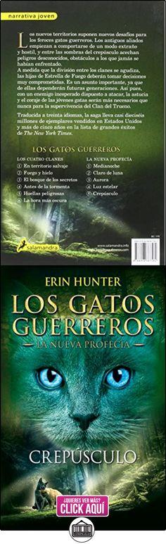 Crepúsculo: Los gatos guerreros - La nueva profecía V (Juvenil) Erin Hunter ✿ Libros infantiles y juveniles - (De 6 a 9 años) ✿ ▬► Ver oferta: https://comprar.io/goto/8498387582